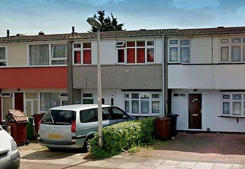 3 Bedrooms Terraced House for sale in Wivenhoe Road, Barking IG11 0RB
