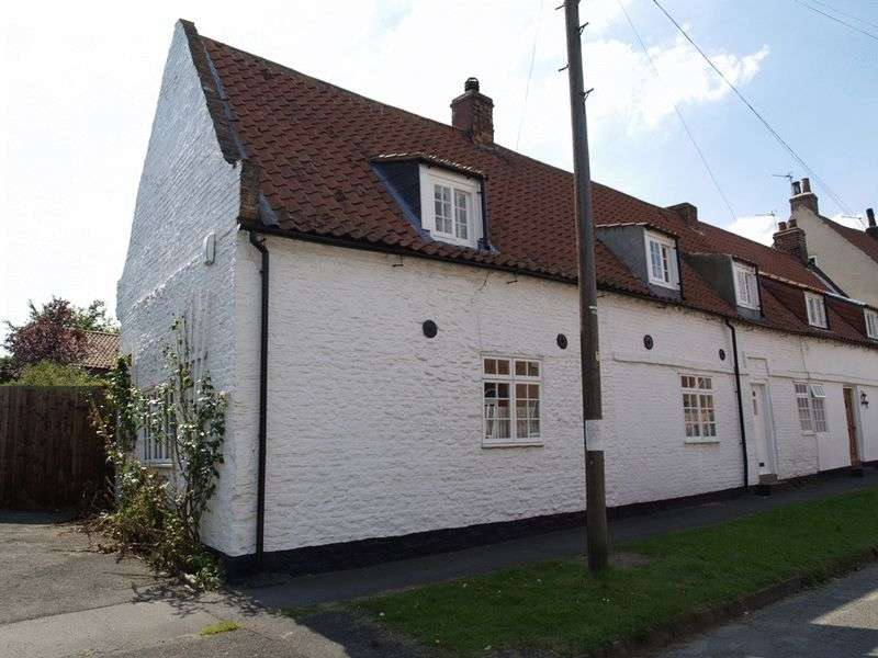 3 Bedrooms Cottage House for sale in Silver Street, Winteringham