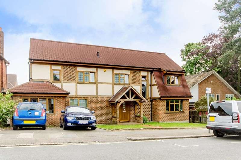 6 Bedrooms Detached House for sale in Hillside Gardens, High Barnet, EN5