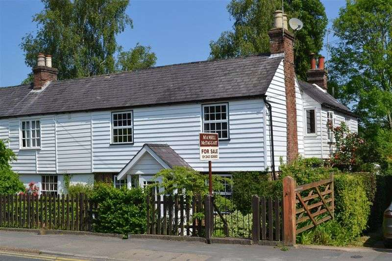 2 Bedrooms House for sale in Hartfield Road, Forest Row