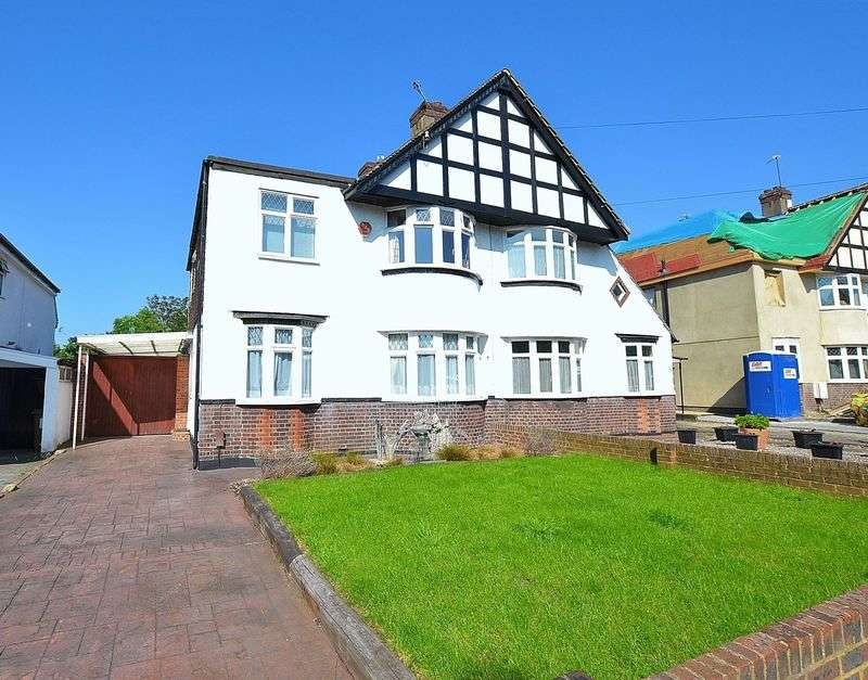 4 Bedrooms Semi Detached House for sale in Cloisters Avenue, Bromley