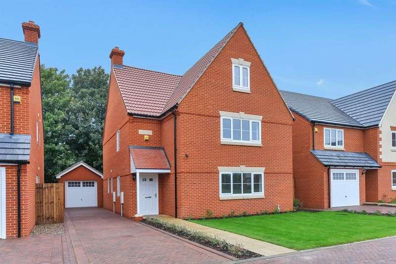 5 Bedrooms Detached House for sale in Plot 13, The Harrowby, Beacon Lane, Grantham