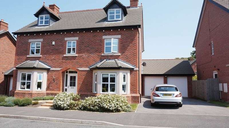 5 Bedrooms House for sale in Sandmoor Place, Lymm