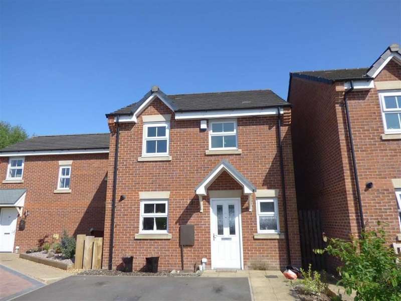 3 Bedrooms Property for sale in Waters Edge, New Moston, Manchester, M40