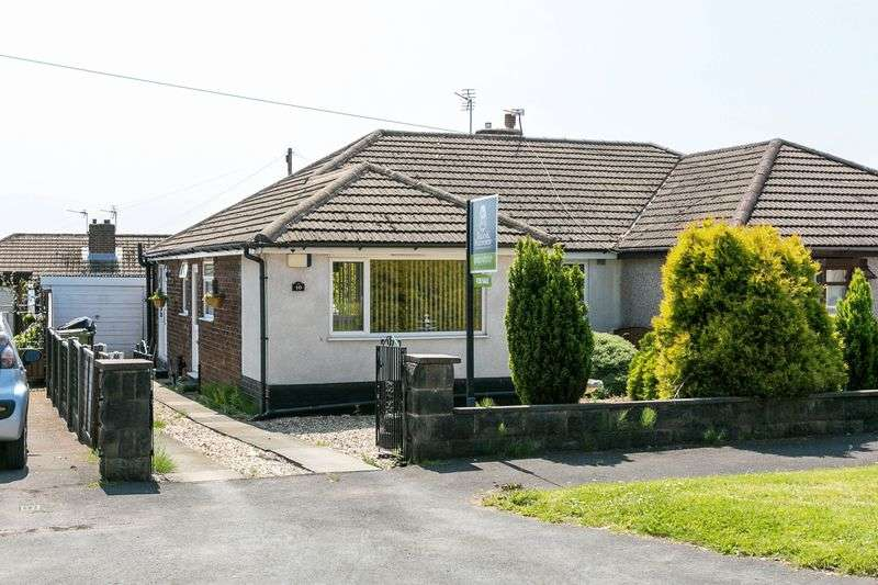 3 Bedrooms Semi Detached Bungalow for sale in Central Drive, Shevington, WN6 8BA