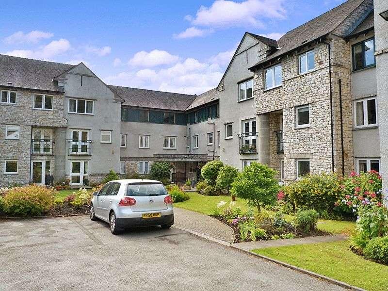 1 Bedroom Retirement Property for sale in Hampsfell Grange, Grange-over-Sands, LA11 6AZ