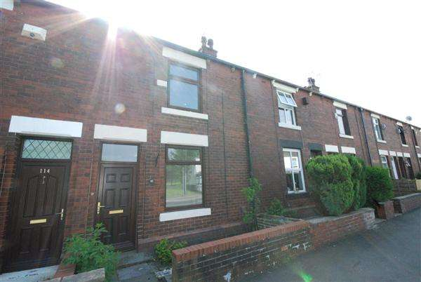 2 Bedrooms Terraced House for sale in Norden Road, Rochdale