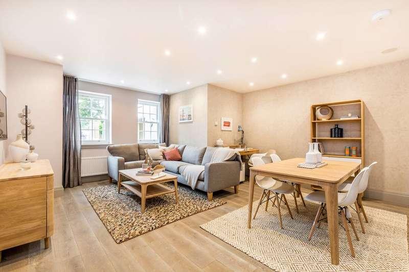 1 Bedroom Flat for sale in Rosslyn Road, Twickenham, TW1