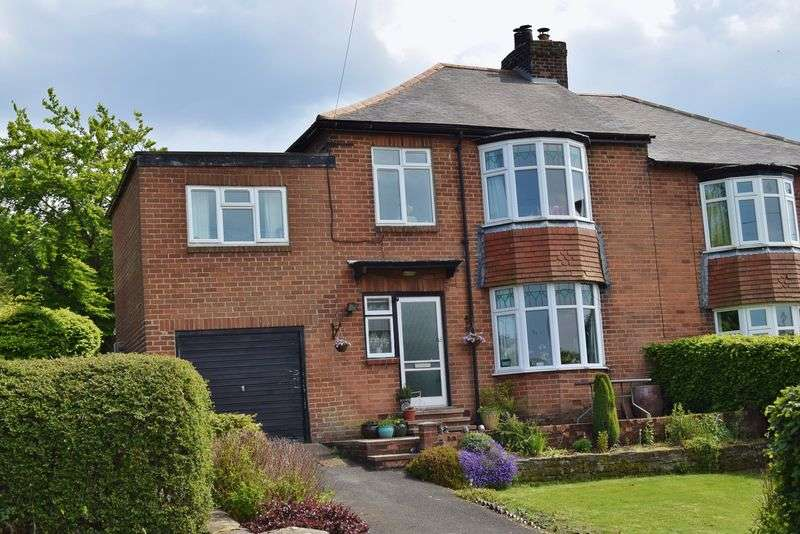 4 Bedrooms Semi Detached House for sale in Shilburn Road, Allendale, Hexham