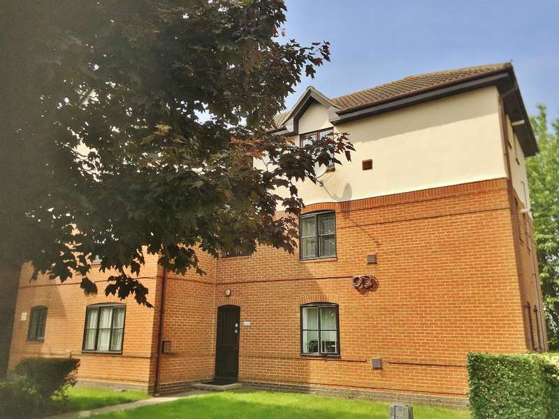 1 Bedroom Studio Flat for sale in Harlington, Middlesex