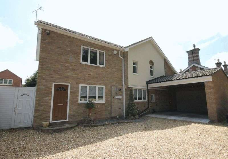 4 Bedrooms Detached House for sale in Station Road, Penkridge