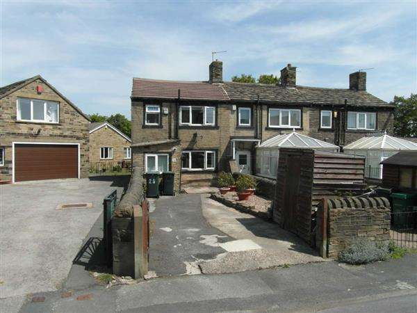2 Bedrooms Cottage House for sale in Scott Street, Odsal Top, Bradford