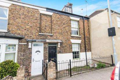 3 Bedrooms Terraced House for sale in London Road, Boston, Lincolnshire