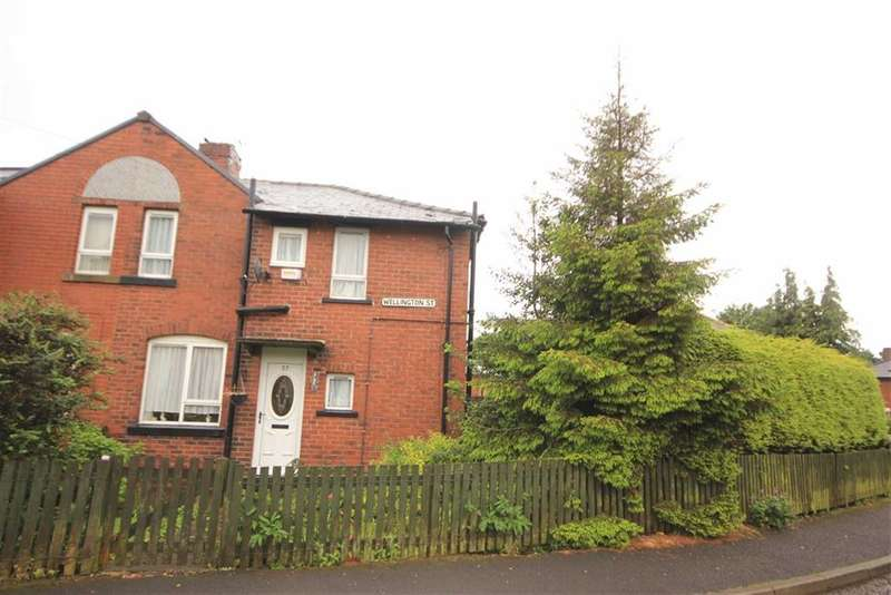 3 Bedrooms Property for sale in Wellington Street, Milnrow, Rochdale