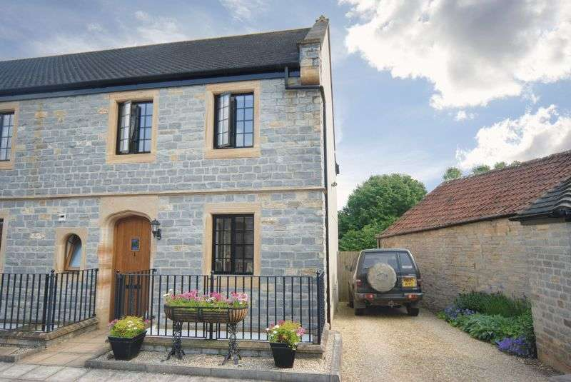 4 Bedrooms House for sale in Somerton, Somerset
