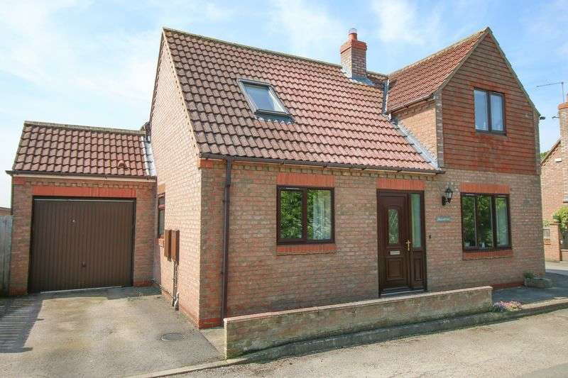 3 Bedrooms Detached House for sale in Sheepman Lane, Cranswick