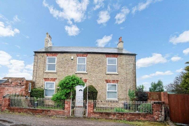 5 Bedrooms Detached House for sale in Cowick Road, Sykehouse, Goole, South Yorkshire