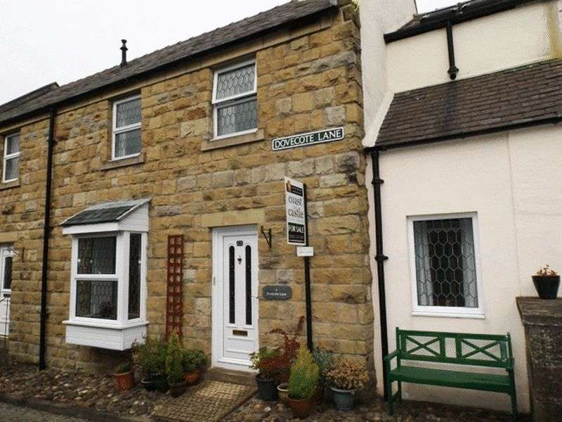 4 Bedrooms Terraced House for sale in Dovecote Lane, Alnwick