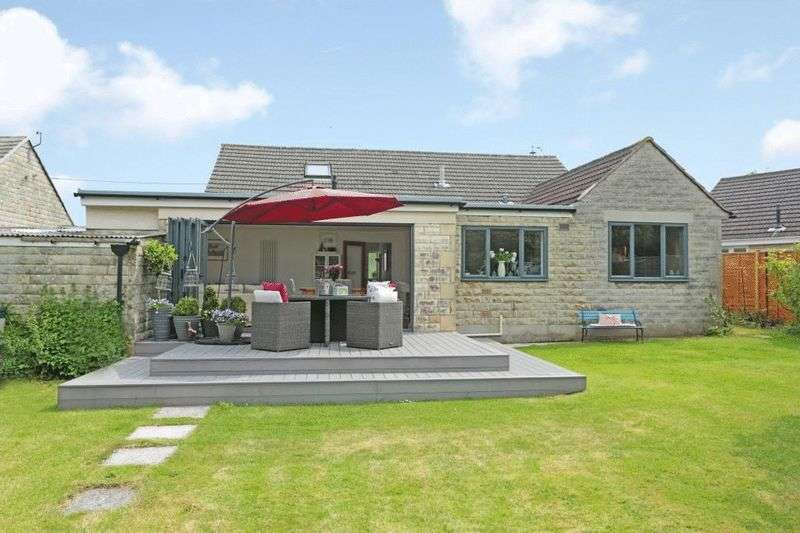 4 Bedrooms Detached Bungalow for sale in Butts Close, Biddestone