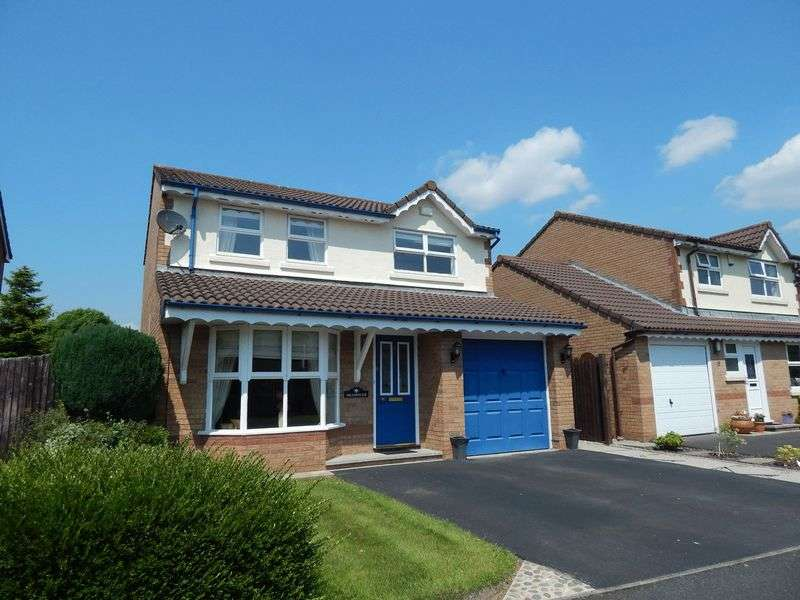 3 Bedrooms Detached House for sale in Roseberry Avenue, Preston