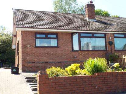 2 Bedrooms Bungalow for sale in St. Christophers Drive, Romiley, Stockport, Greater Manchester