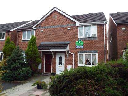 2 Bedrooms Semi Detached House for sale in Rathybank Close, Bolton, Greater Manchester, BL1
