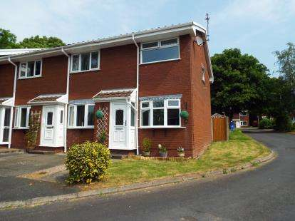 2 Bedrooms House for sale in Heather Close, Beechwood, Runcorn, Cheshire, WA7