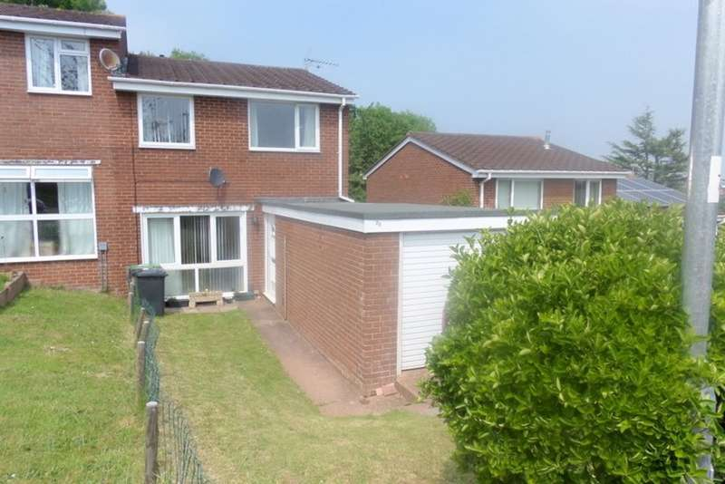 3 Bedrooms Semi Detached House for sale in Ashleigh Mount Road, Redhills