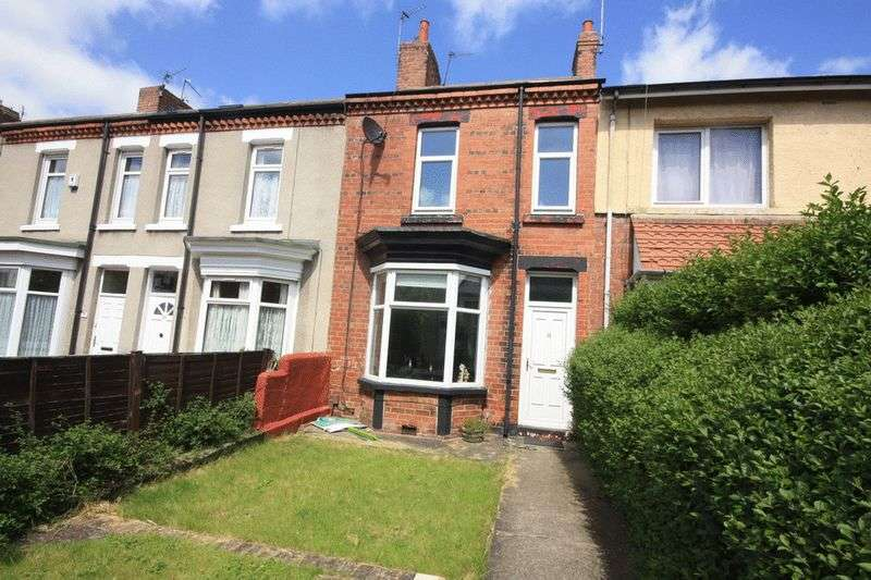 2 Bedrooms Terraced House for sale in Vernon Gardens, Darlington