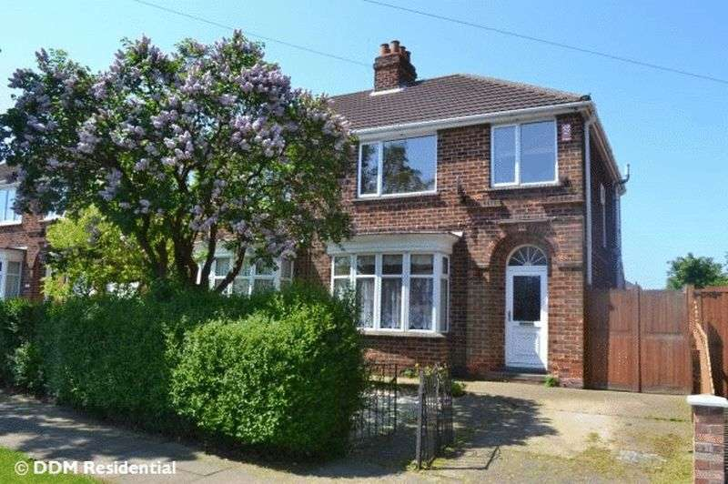 3 Bedrooms Semi Detached House for sale in Chelmsford Avenue, Grimsby