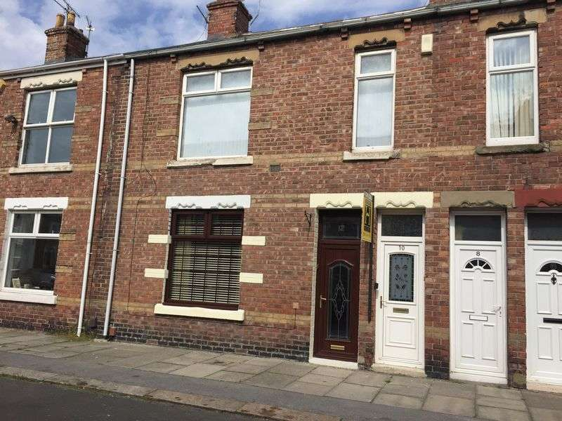 2 Bedrooms Flat for sale in Eccleston Road, South Shields