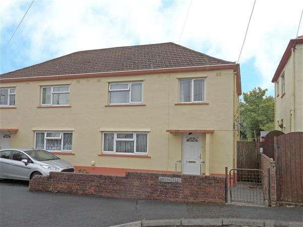3 Bedrooms Semi Detached House for sale in Bryngelli, CARMEL, Llanelli