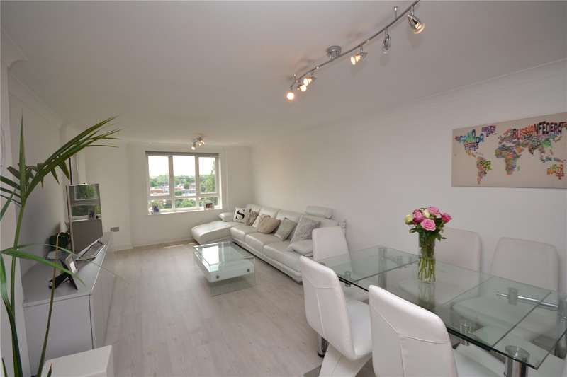 2 Bedrooms Apartment Flat for sale in Glebelands Close, North Finchley, London, N12