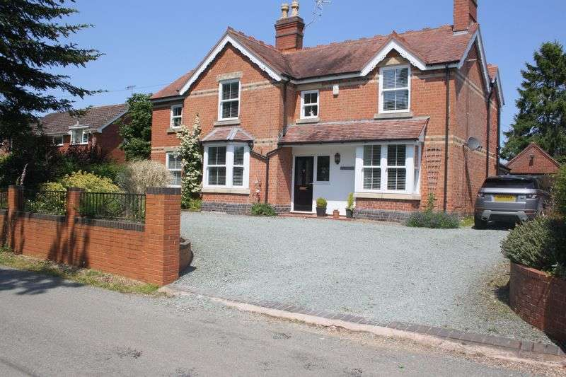 4 Bedrooms Detached House for sale in Blacksmiths Lane, Lower Moor