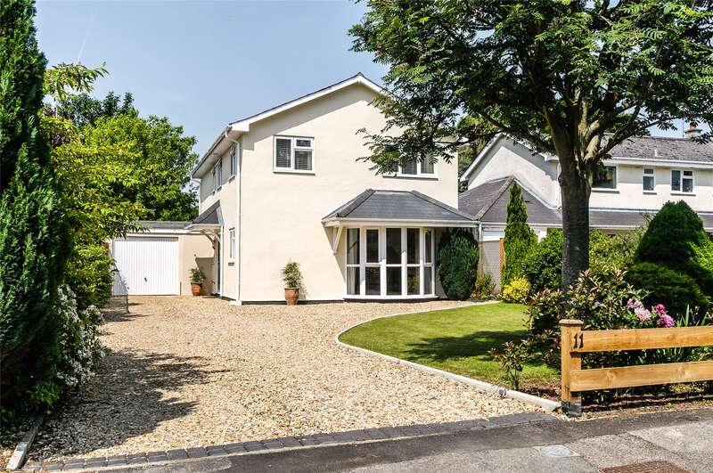 4 Bedrooms Detached House for sale in Burcot Park, Burcot, Abingdon, Oxfordshire, OX14