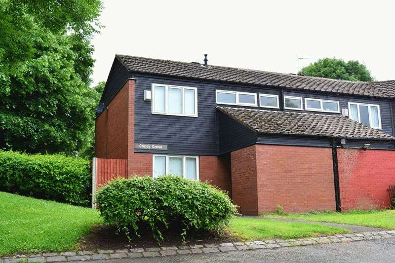 3 Bedrooms Terraced House for sale in Coney Grove, Runcorn