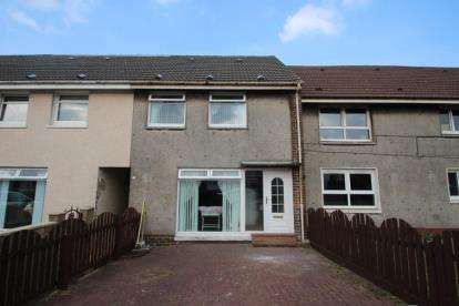 2 Bedrooms Terraced House for sale in Sighthill Terrace, Salsburgh, North Lanarkshire