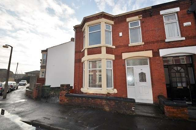 3 Bedrooms House for sale in Harcourt Avenue, Wallasey