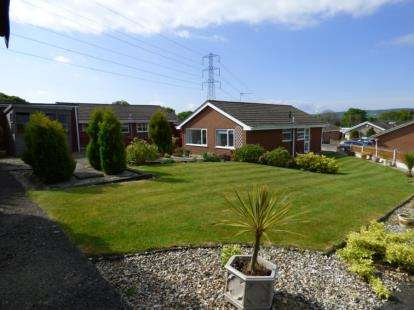 2 Bedrooms Bungalow for sale in Erw Goed, Mynydd Isa, Mold, Flintshire, CH7
