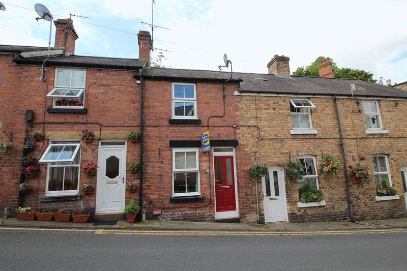 1 Bedroom Terraced House for sale in Hill Street, Llangollen