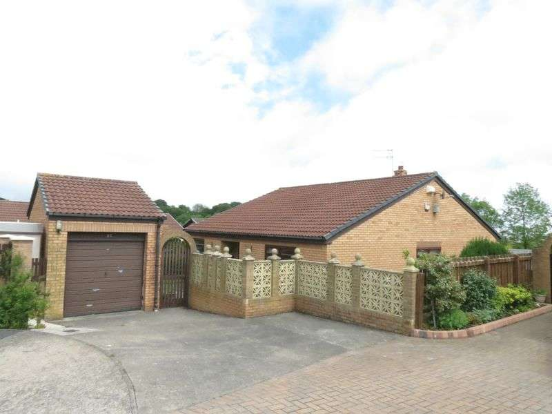 3 Bedrooms Detached Bungalow for sale in Egremont Grove, Oakerside Park, Peterlee