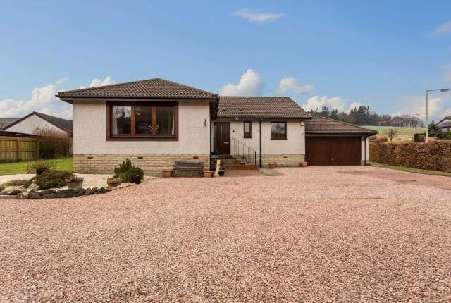 3 Bedrooms Bungalow for sale in Marindin Park, Glenfarg, Perth, Perthshire, PH2 9NQ