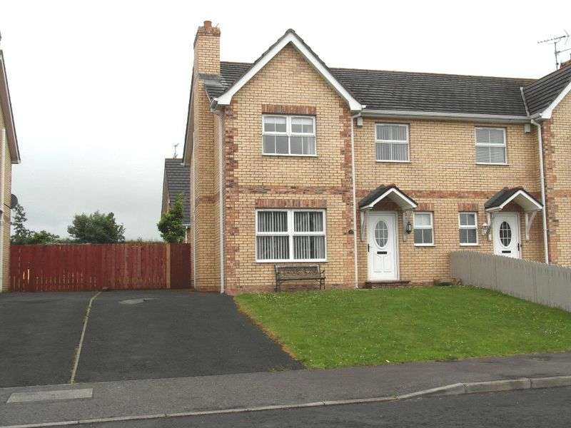 3 Bedrooms Property for sale in 39 Carn Manor - Crescent Link - BT47 5SB