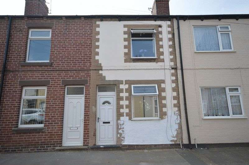 2 Bedrooms Terraced House for sale in Robbins Terrace, Pontefract