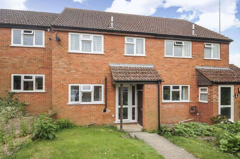3 Bedrooms Terraced House for sale in Chandlers Close, Wantage