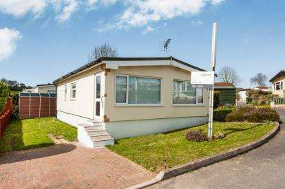 2 Bedrooms Detached House for sale in Tedburn St Mary, Exeter, Devon