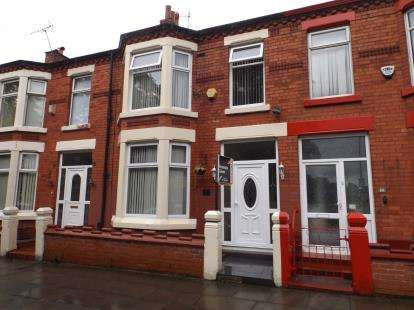 3 Bedrooms Terraced House for sale in Haggerston Road, Liverpool, Merseyside, L4