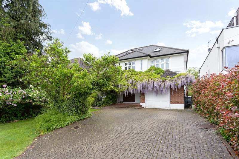 6 Bedrooms Detached House for sale in Glanleam Road, Stanmore, Middlesex, HA7