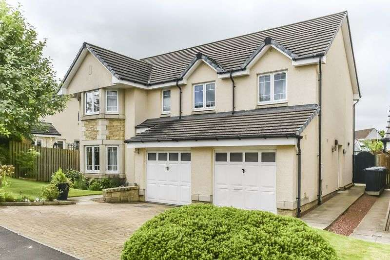 5 Bedrooms Detached House for sale in 1 Wyndhead Way, Lauder, Scottish Borders, TD2 6TY