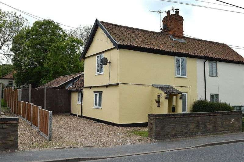 3 Bedrooms Semi Detached House for sale in Brandon Road Watton